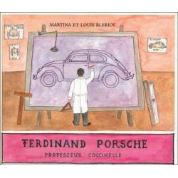 FERDINAND PORSCHE PROFESSEUR COCCINELLE Librairie Automobile SPE 2869411359