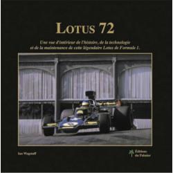 LOTUS 72 de FORMULE 1