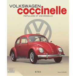 VOLKSWAGEN VW COCCINELLE , POPULAIRE ET UNIVERSELLE Librairie Automobile SPE 9782726895863