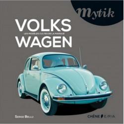 VOLKSWAGENLES MODÈLES CULTES DE LA MARQUE Librairie Automobile SPE 9782851207869