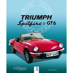 TRIUMPH SPITFIRE et GT6 Librairie Automobile SPE 9791028302245