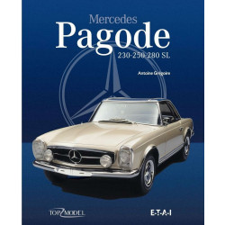 MERCEDES PAGODE SL Librairie Automobile SPE 9791028300364