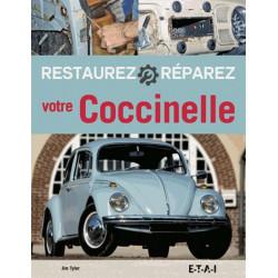 RESTAUREZ RÉPAREZ VOTRE COCCINELLE Librairie Automobile SPE 9791028302825
