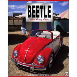 BEETLE COLOUR FAMILY ALBUM Librairie Automobile SPE 9781874105695