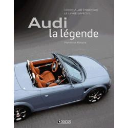AUDI LA LÉGENDE Librairie Automobile SPE 9782344010877