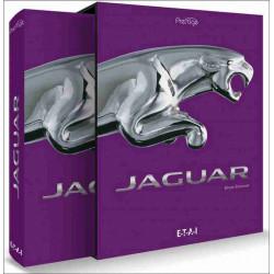 JAGUAR (COFFRET) de Heiner Sterkamp Librairie Automobile SPE 9791028300906