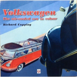 VOLKSWAGEN The air-cooled era In colour Librairie Automobile SPE 9781904788928