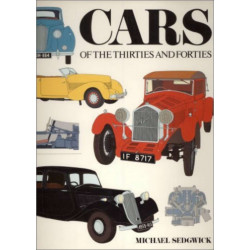 Cars of the Thirties and Forties 1st Librairie Automobile SPE 9780517320518