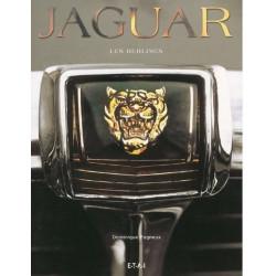 JAGUAR LES BERLINES / DOMINIQUE PAGNEUX / ÉDITIONS ETAI Librairie Automobile SPE 9782726885666