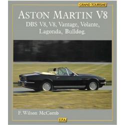 Aston Martin V8 de F. Wilson McCOMB EPA Librairie Automobile SPE 2851202286