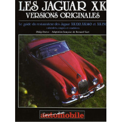 LES JAGUAR XK VERSIONS ORIGINALES Librairie Automobile SPE 9782883240032