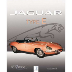 JAGUAR TYPE E LE FAUVE DE COVENTRY Librairie Automobile SPE 9791028301682