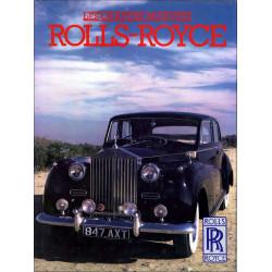 LES GRANDES MARQUES ROLLS-ROYCE Librairie Automobile SPE 9782700051735