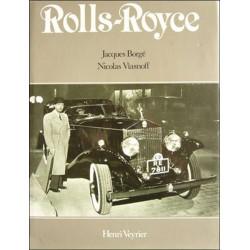 ROLLS-ROYCE Librairie Automobile SPE rr