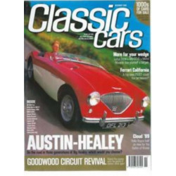 CLASSIC CARS MARTIN BUCKLEY NOVEMBER 1999 Librairie Automobile SPE CLASSIC CARS NOVEMBER 1999