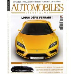 LOTUS ELAN - AUTOMOBILES CLASSIQUES N°200 Librairie Automobile SPE AC200