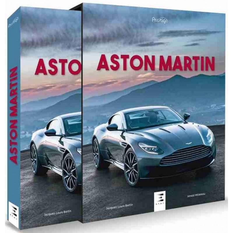 Coffret ASTON MARTIN UN RÊVE FRANÇAIS Librairie Automobile SPE 9791028302191