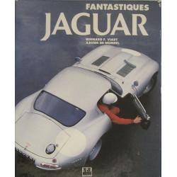 Coffret FANTASTIQUES JAGUAR de Bernard VIART Librairie Automobile SPE 9782851204127