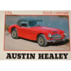 TOUTE L'HISTOIRE AUSTIN HEALEY Librairie Automobile SPE 2851202456