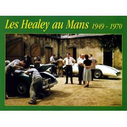 LES HEALEY AU MANS 1949-1970 Librairie Automobile SPE 9782913117006