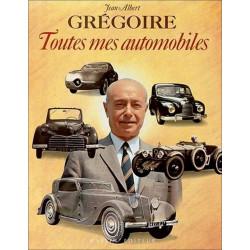 GRÉGOIRE TOUTES MES AUTOMOBILES