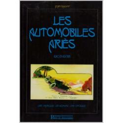 LES AUTOMOBILES ARIES 1903-1938 Librairie Automobile SPE 9782859782610