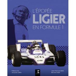 L'ÉPOPÉE LIGIER EN FORMULE 1 Librairie Automobile SPE 9791028301255