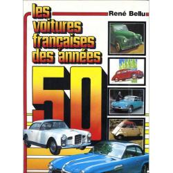 LES VOITURES FRANÇAISES DES ANNÉES 50