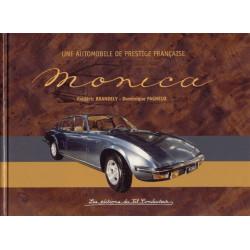 MONICA AUTOMOBILE DE PRESTIGE Librairie Automobile SPE 9791090084049