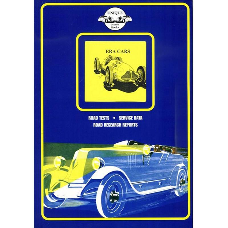 Era cars / Unique motor books Librairie Automobile SPE era
