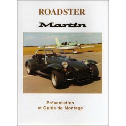 GUIDE DE MONTAGE ROADSTER MARTIN Librairie Automobile SPE P091
