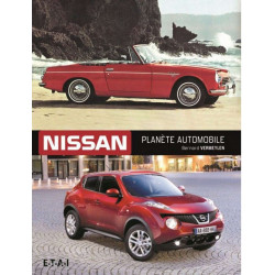 NISSAN PLANETE AUTOMOBILE / Bernard VERMEYLEN / Edition ETAI-9782726897706