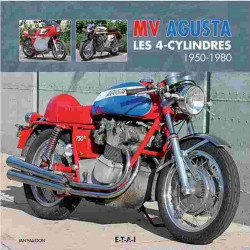 MV AGUSTA 4 CYLINDRES CLASSIQUES 1950-1980 Librairie Automobile SPE 9782726896303