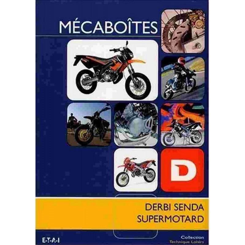 MECABOITES DERBI SENDA SUPERMOTARD Librairie Automobile SPE 9782726893654