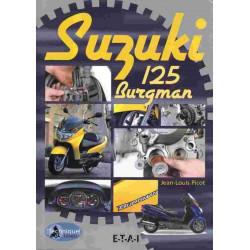 SUZUKI 125 BURGMAN Librairie Automobile SPE 9782726894392