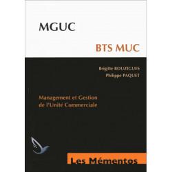 Mémentos de révision MGUC / Le génie / EX095-9782375630419