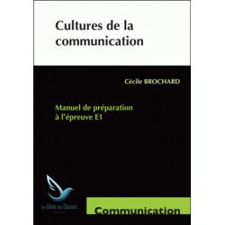 Cultures de la communication BTS Communication Le Génie EP063 Librairie Automobile SPE EP063