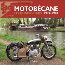 MOTOBECANE LES 4-TEMPS 1927-1984 Librairie Automobile SPE 9782726896921