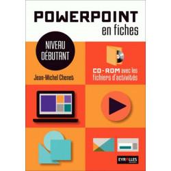 PowerPoint en fiches Niveau débutant Le Génie EX152 Librairie Automobile SPE EX152