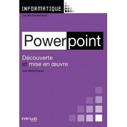 INITIATION À LA DÉCOUVERTE DE POWERPOINT / LE GENIE / AP245-9782844259738