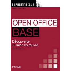 OPEN OFFICE BASE Tous Niveaux / LE GENIE / AP252-9782844259905