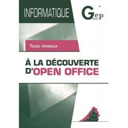 OPEN OFFICE Découverte Tous Niveaux / LE GENIE / AP253-9782844258175