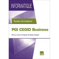 PGI CEGID BUSINESS Tous Niveaux / LE GENIE / AP249-9782844257307