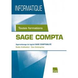 SAGE COMPTA Comptabilité Tous Niveaux / LE GENIE / AP258-9782844256287