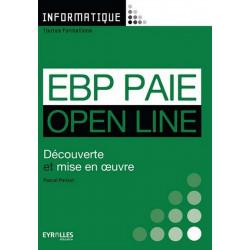 EBP PAIE Découverte et mise en oeuvre Tous Niveaux / LE GENIE / AP259-9782844259332