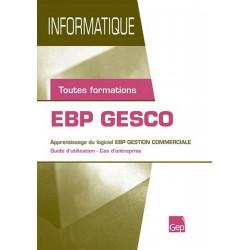 EBP GESCO Gestion Commerciale / LE GENIE / AP260-9782844256225