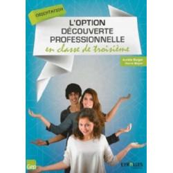 L'OPTION DÉCOUVERTE PROFESSIONNELLE EN CLASSE DE TROISIÈME 3e / LE GENIE / AP151-978284425944
