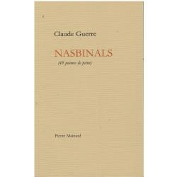 NASBINALS 49 poèmes de peine De Guerre Claude Ed. Pierre Mainard Librairie Automobile SPE 9782913751088