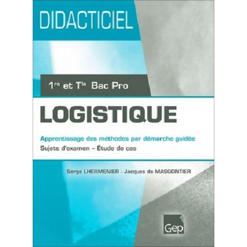DIDACTICIEL 1° et Terminale BAC PRO LOGISTIQUE Le Génie CD150 Librairie Automobile SPE CD150