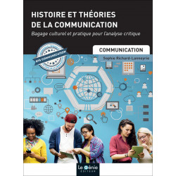 Épreuve E1 HISTOIRE ET THÉORIES DE LA COMMUNICATION BTS COMMUNICATION / LE GENIE / EX114-9782375631461